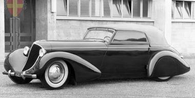 1937 Mercedes-Benz 540K Custom