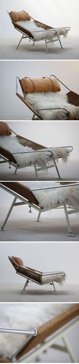 Hans Wegner's Flag Halyard Chair
