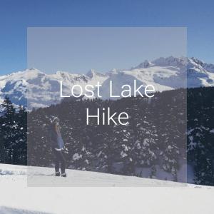 Lost Lake Hike in Seward Alaska