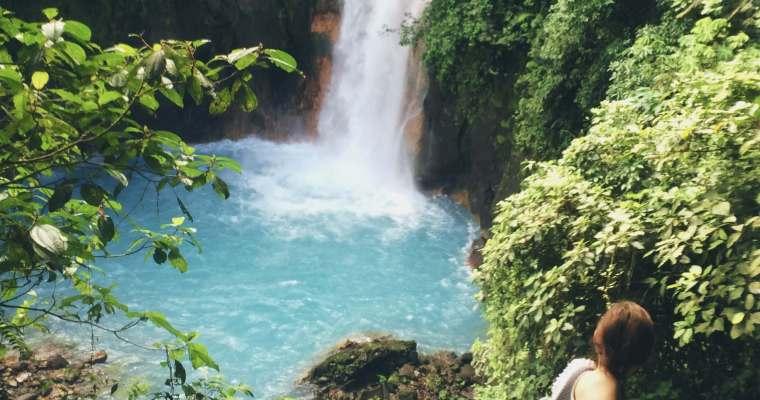 Costa Rica – Rio Celeste Hike