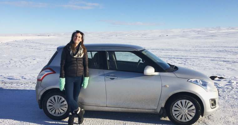 Iceland – Winter Driving