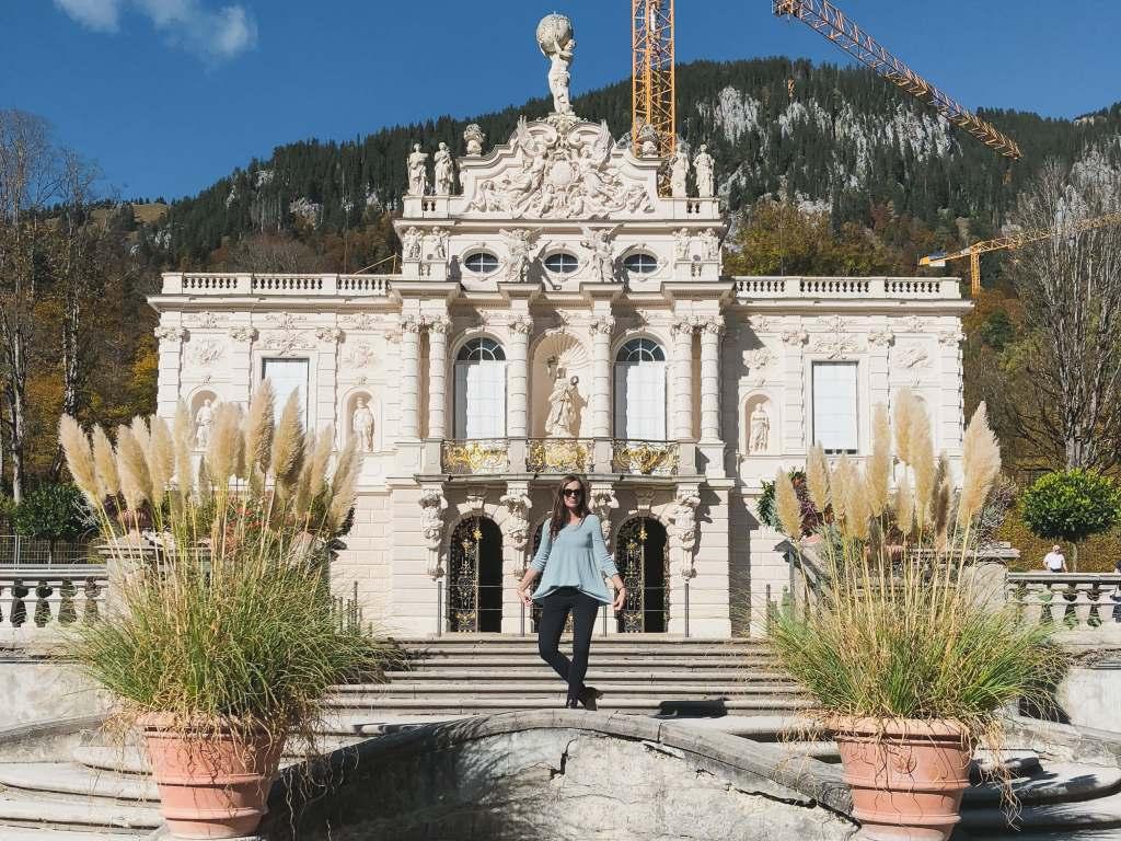 Germany Visiting Schloss Linderhof Moderately Adventurous