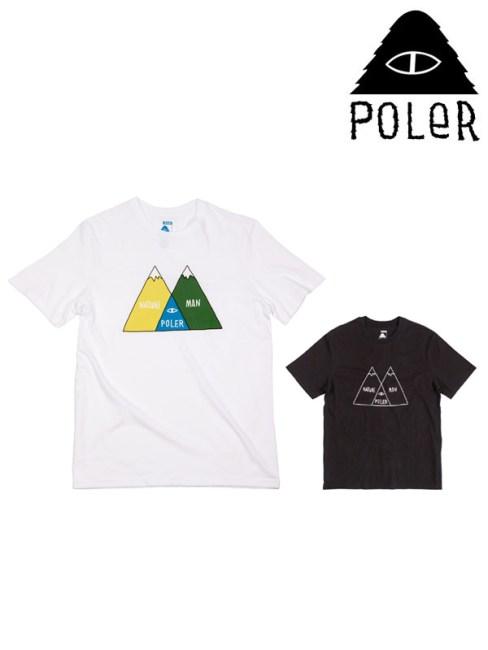 POLeR,ポーラー.VENN TEE,VENN ティーシャツ