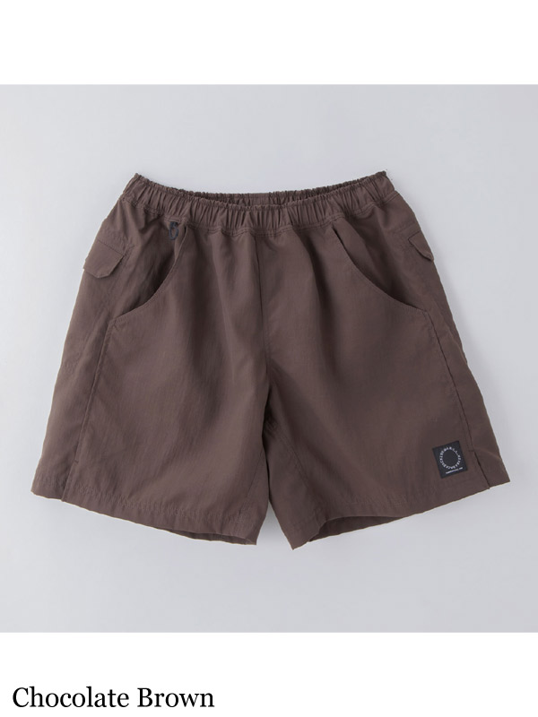 5POCKETS SHORTS カラー:Chocolate Brown