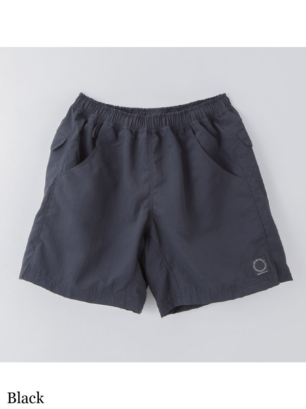 5POCKETS SHORTS カラー:Black