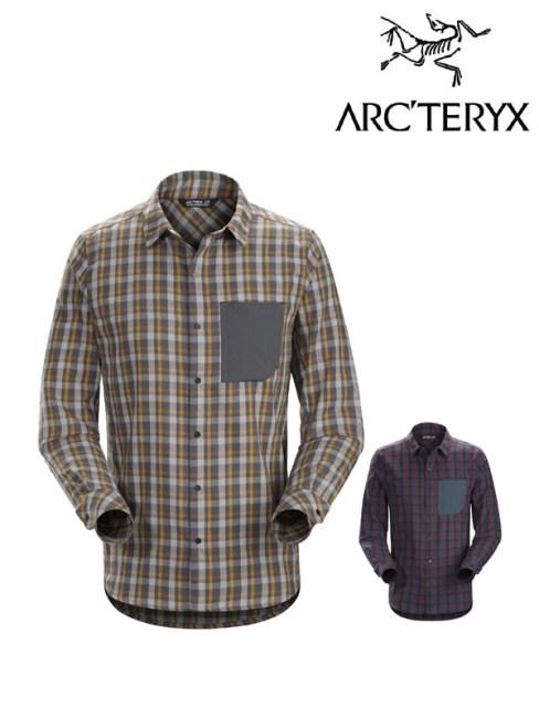 ARC'TERYX,アークテリクス,Bernal Shirt LS,メンズ バーナル LS シャツ