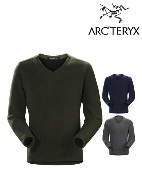 ARC'TERYX,アークテリクス,Donavan V-neck Sweater,ドノバン Vネック セーター メンズ