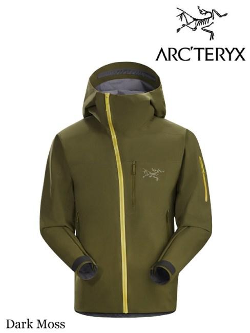 ARC'TERYX,アークテリクス,Sidewinder SV Jacket,サイドワインダー SV ジャケット