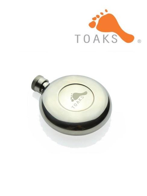 TOAKS, トークス,Titanium Flask 150ml,チタニウムフラスク150ml