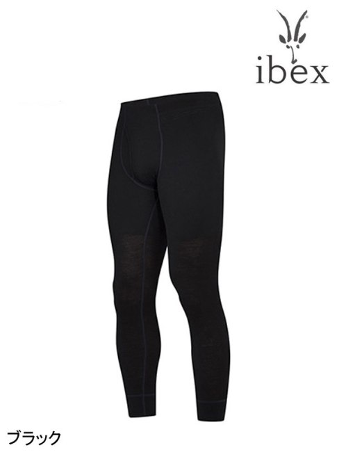 ibex,アイベックス,メンズウーリーズ1ボトム ナイロンコアモデル,Woolies 1 Bottom