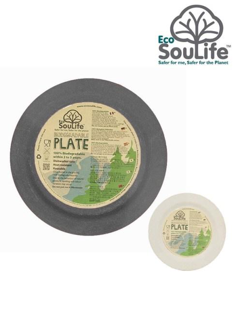 Eco Sou Life,エコソウライフ,Large Dinner Plate,ラージディナープレート