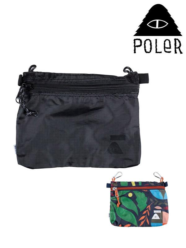 POLeR,ポーラー,Biggie Stuffable Pouch,スタッファブル ポーチ L