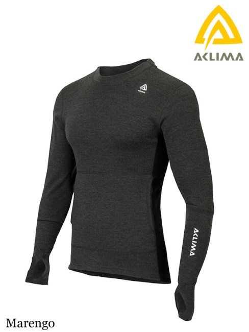 ACLIMA,WARMWOOL HOOD SWEATER,アクリマ,ウォームウール フード セーター