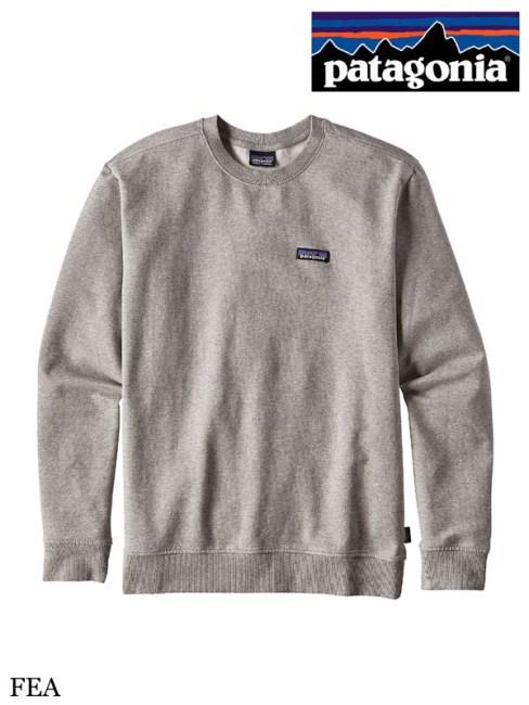 patagonia,パタゴニア,Men's P-6 Label Midweight Crew Sweatshirt #FEA,メンズ・P-6 ラベル・ミッドウェイト・クルー・スウェットシャツ