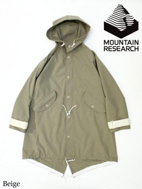 Mountain Research,マウンテンリサーチ,Snow Parka,スノーパーカ