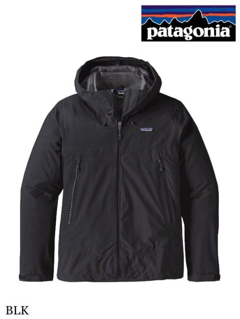 patagonia,パタゴニア,Men's Cloud Ridge Jacket BLK, メンズ・クラウド・リッジ・ジャケット ブラック