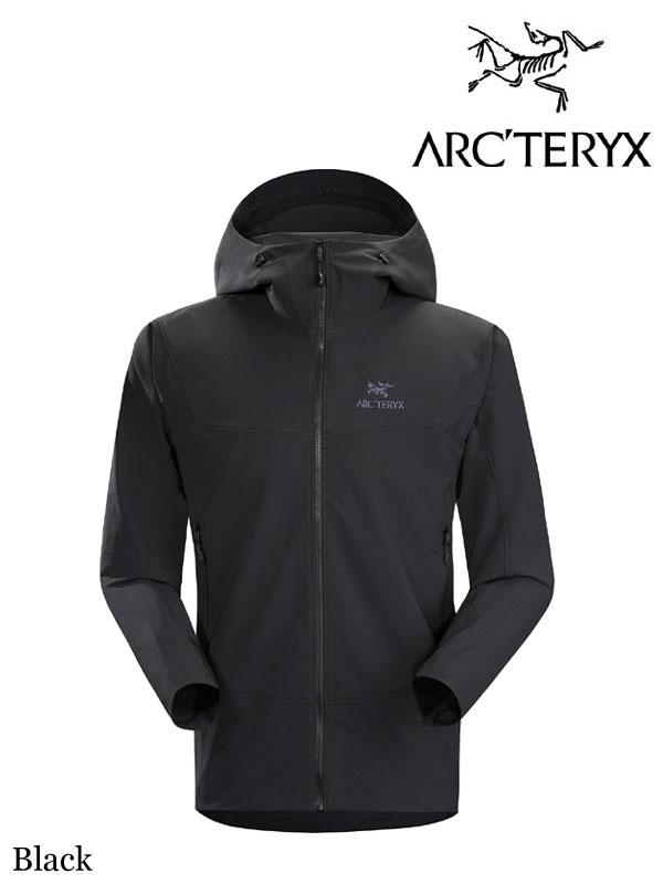 ARC'TERYX,アークテリクス,Gamma LT Hoody #Black,ガンマ LT フーディ メンズ