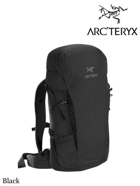 ARC'TERYX,アークテリクス,Brize 32 Backpack #Black,ブライズ 32 バックパック