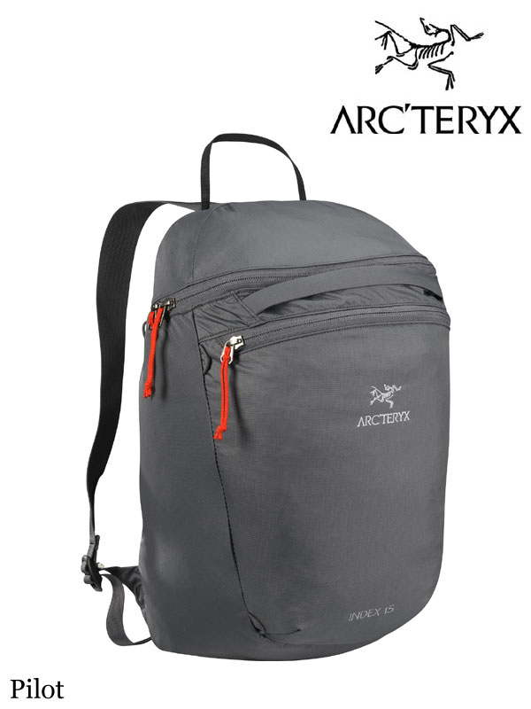 ARC'TERYX,アークテリクス,Index 15 Backpack #Pilot,インデックス 15 バックパック
