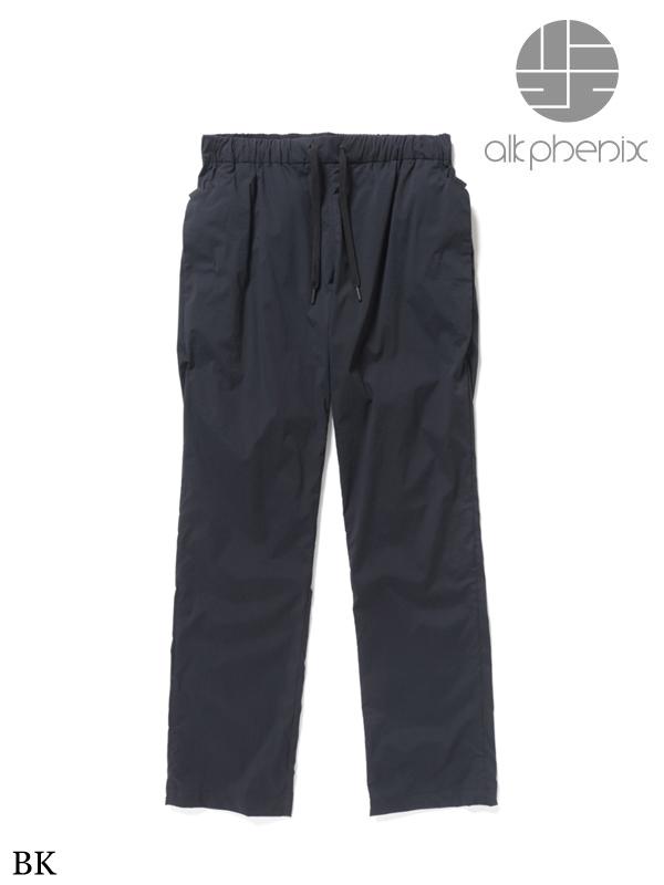 alk phenix,アルクフェニックス,crank pants BK,クランクパンツ ブラック