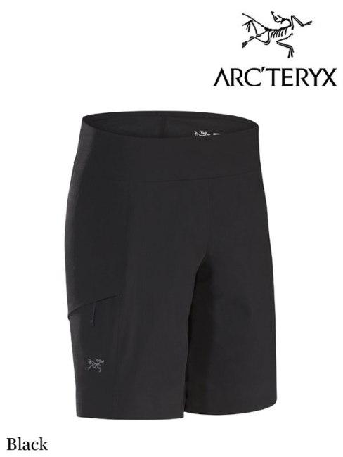 ARC'TERYX ,アークテリクス,Women's Sabria Short #Black ,サブリア ショート ウィメンズ (レディース)