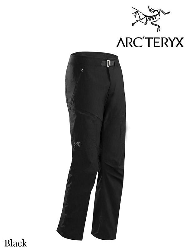 ARC'TERYX ,アークテリクス, Palisade Pant #Black ,パリセード パンツ メンズ