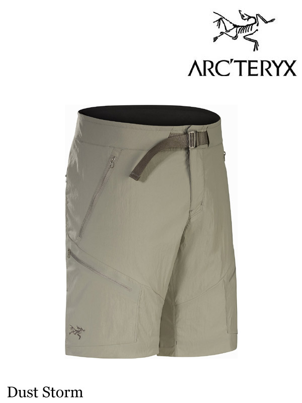 ARC'TERYX,アークテリクス,Palisade Short #Dust Storm,パリセード ショート メンズ