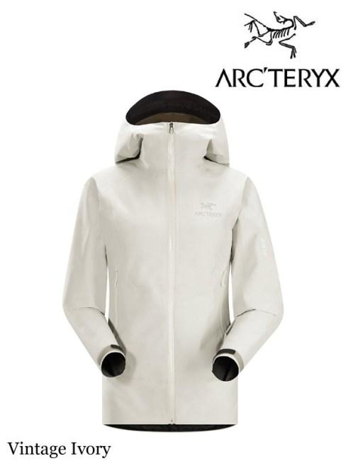 ARC'TERYX,アークテリクス,Women's Beta SL Jacket #Vintage Ivory ,ベータ SL ジャケット レディース