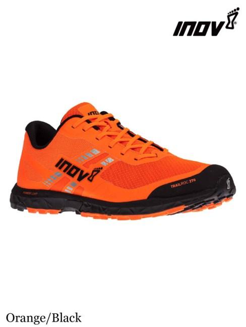 inov8,イノヴェイト,TRAILROC 270 MS #Orange/Black,トレイルロック 270 メンズ #オレンジ/ブラック