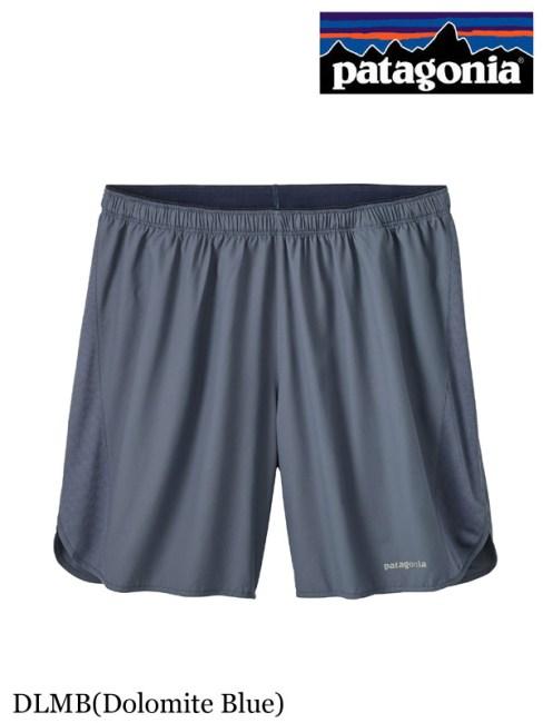 patagonia, パタゴニア,Men's Strider Pro Shorts 7in (股下18cm) #DLMB ,メンズ・ストライダー・ショーツ(股下18cm)