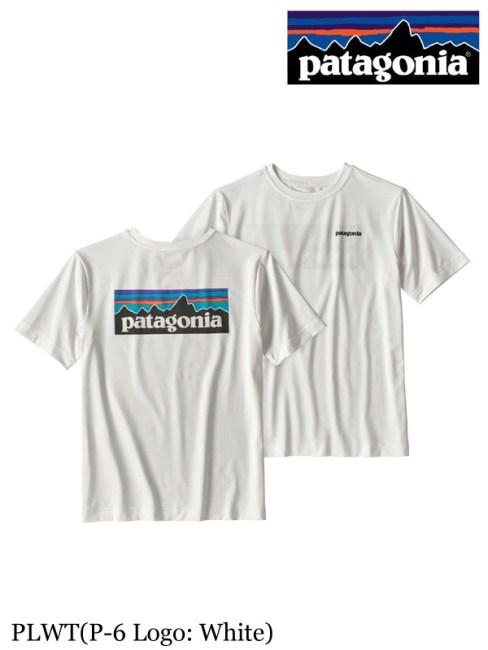 patagonia,パタゴニア,Boys Cap SW Graphic Tee #PLWT,ボーイズ・キャプリーン・シルクウェイト・グラフィック・ティー (キッズ)