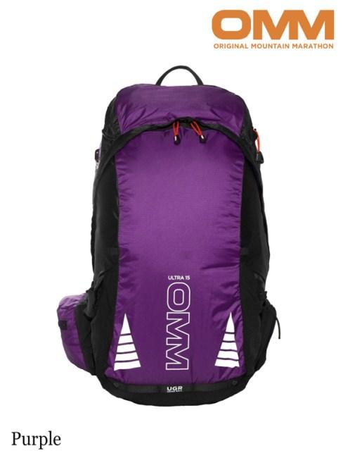 OMM,オリジナルマウンテンマラソン,ULTRA 15 #Purple,ウルトラ 15 #パープル