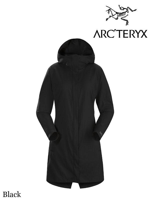 ARC'TERYX,アークテリクス,Women's A2B Windbreaker Jacket #Black,A2B ウィンドブレーカー ジャケット ウィメンズ (レディース)