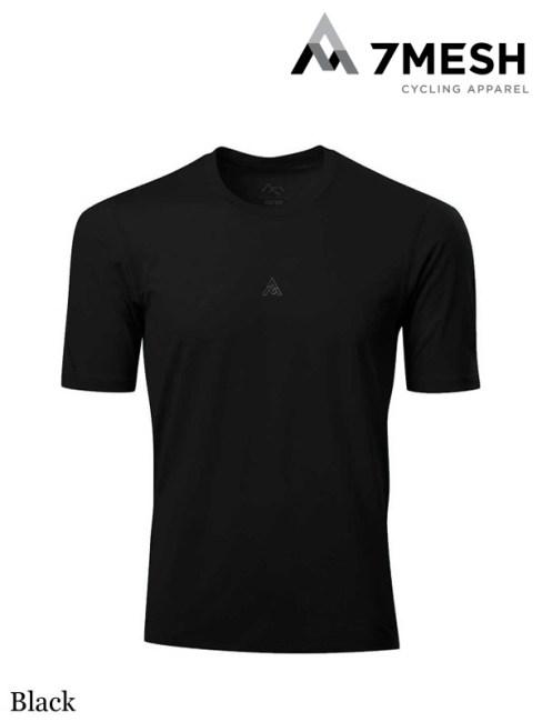 7mesh,ELDORADO SHIRT SS MEN'S #Black ,セブンメッシュ,エルドラドシャツ SS メンズ