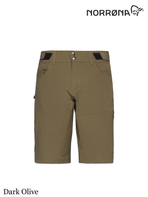 Norrona,ノローナ ,skibotn flex1 lightweight Shorts #Dark Olive ,メンズ シーボットン フレックス1 ライトウェイト ショーツ