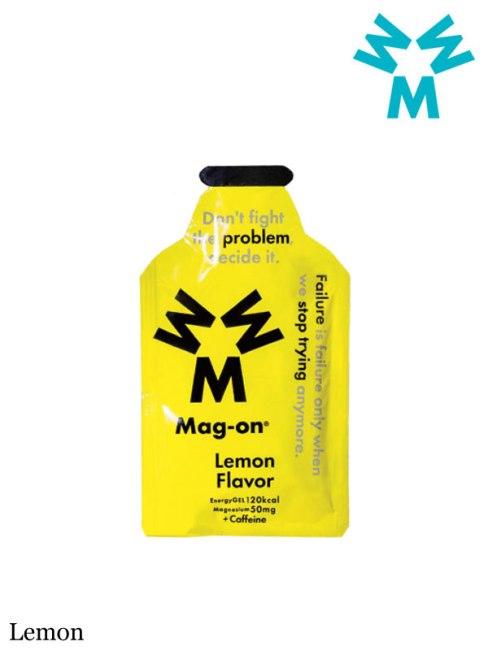Mag-on.マグオン.Mag-on エナジージェル #Lemon Flavor