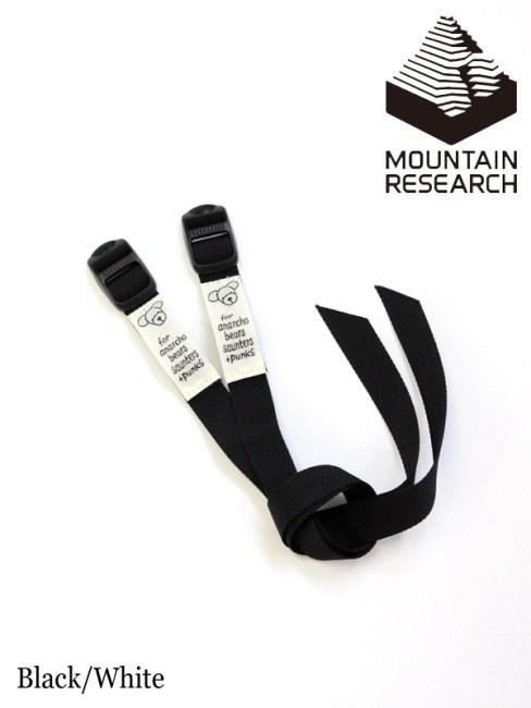 Mountain Research,マウンテンリサーチ , Strap (50cm) #Black,ストラップ 50cm