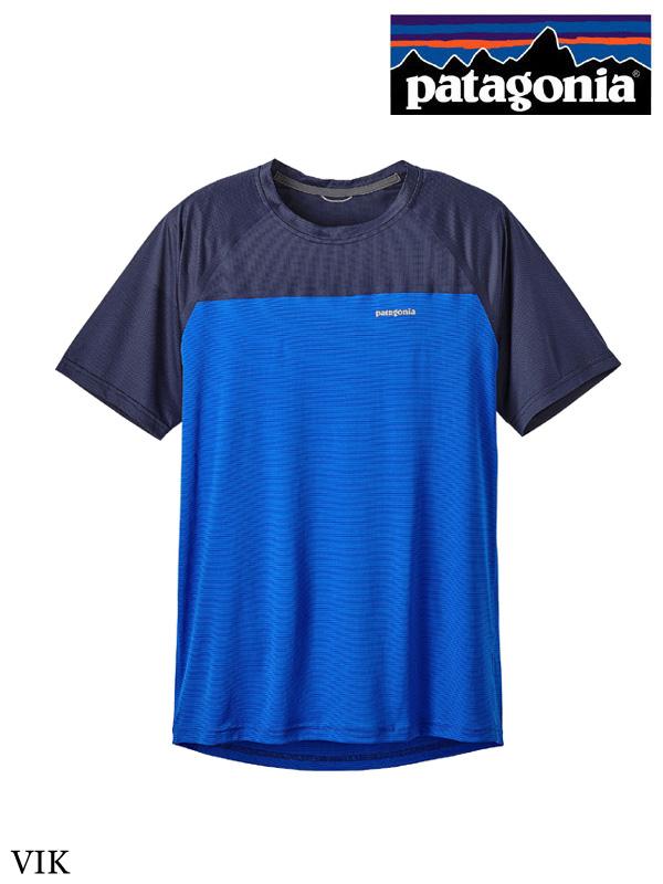 patagonia ,パタゴニア ,Men's Short-Sleeved Windchaser Shirt #VIK , メンズ・ショートスリーブ・ウインドチェイサー・シャツ