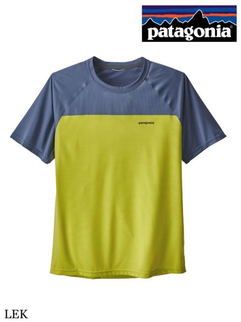 patagonia,パタゴニア , Men's Short-Sleeved Windchaser Shirt #LEK ,メンズ・ショートスリーブ・ウインドチェイサー・シャツ