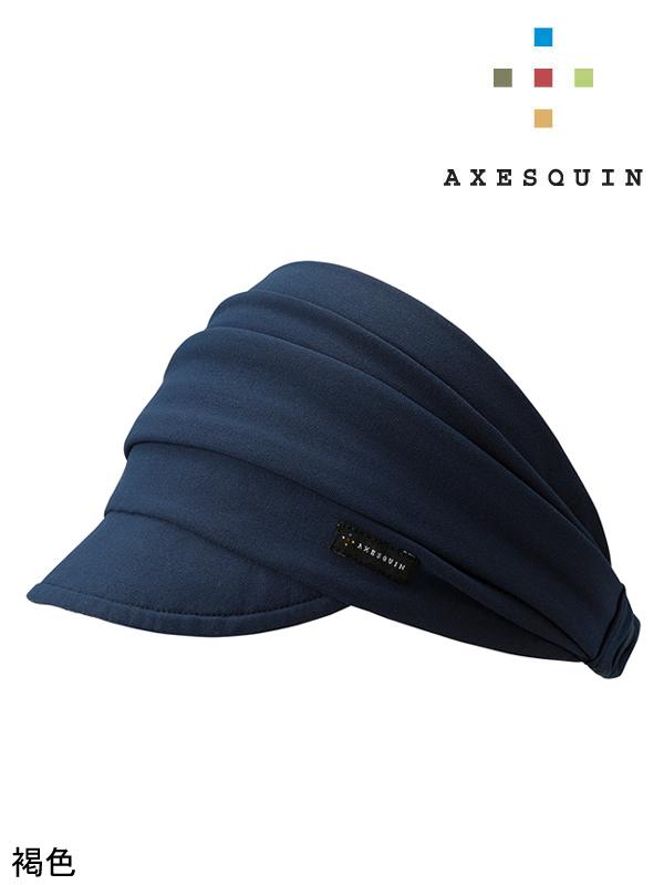 AXESQUIN ,アクシーズクイン, UPF50+ ヘアバンド #K65褐色