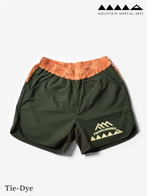 MMA,マウンテンマーシャルアーツ , MMA×FRANK&MORRIS Tie-Dye Run Pants #Tie-Dye ,MMA×FRANK&MORRIS タイダイ ランパンツ