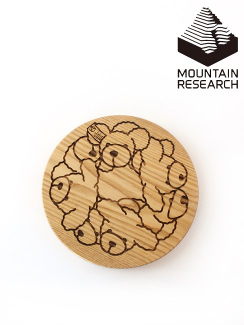Mountain Research,マウンテンリサーチ,Bear Lid (for Bowl) ,ベアリッド (for Bowl)