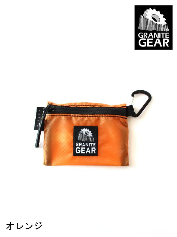 GRANITE GEAR,グラナイトギア, トレイルワレット S #オレンジ