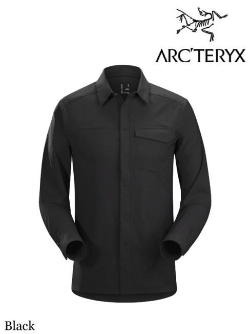 Skyline Shirt LS #Black|ARC'TERYX 再入荷しました。