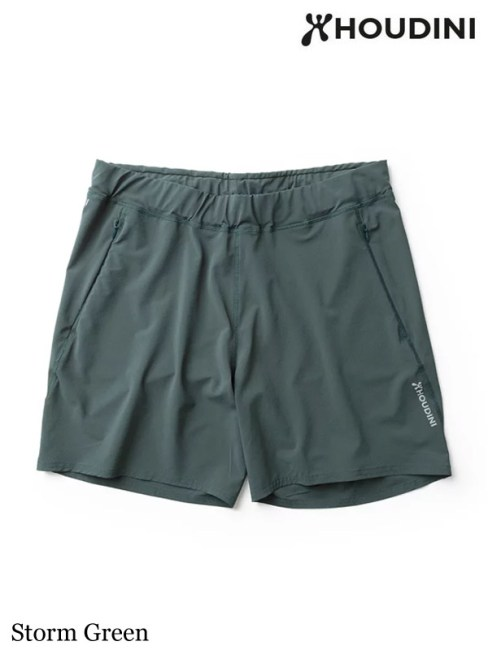 M's Light Shorts #Gust Green|HOUDINI 再入荷しました。