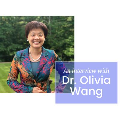 Dr. Olivia Wang headshot