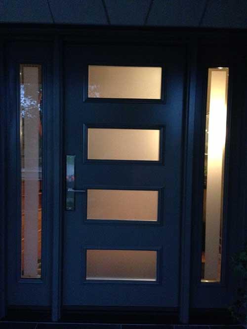 Accordion Folding Doors Interior
