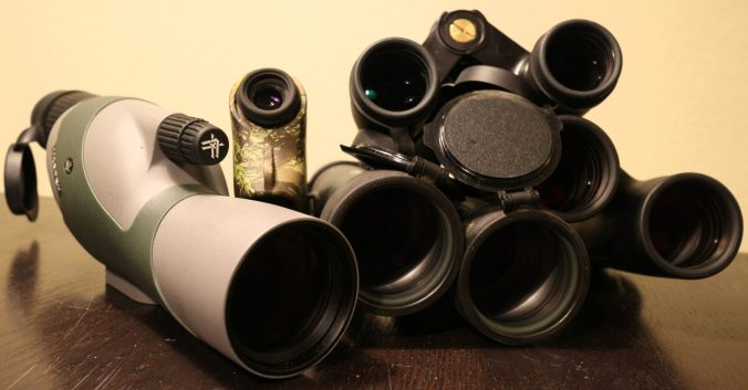 Tips for choosing the right optics