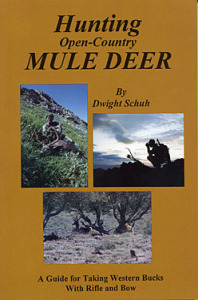 Hunting Open-Country Mule Deer