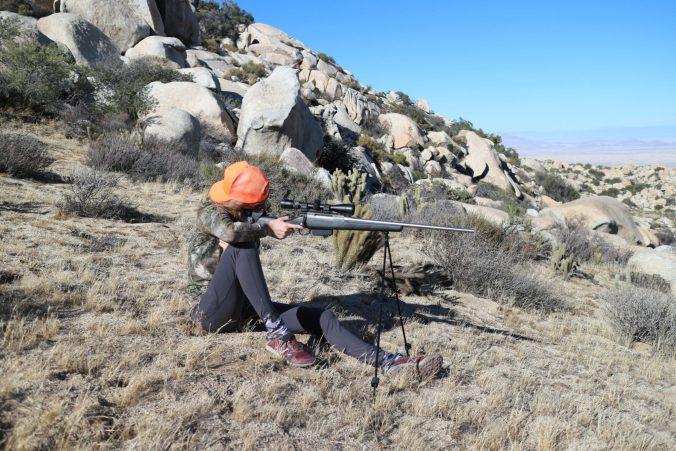 hunting bipod